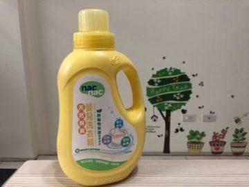 NAC NAC 天然酵素嬰兒洗衣精