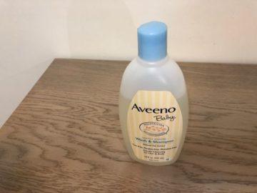 Aveeno Naturals燕麥寶寶 溫和洗髮&沐浴乳