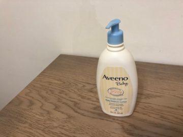 Aveeno Naturals燕麥寶寶 乳液