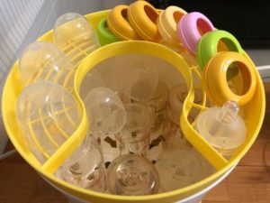 小獅王消毒鍋不挑奶瓶