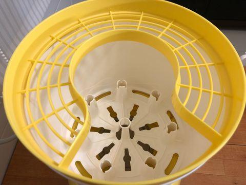 小獅王消毒鍋內容量
