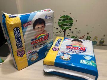 日本大王 頂級境內版尿布