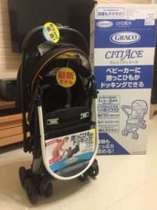 Graco CitiAce 推車開箱