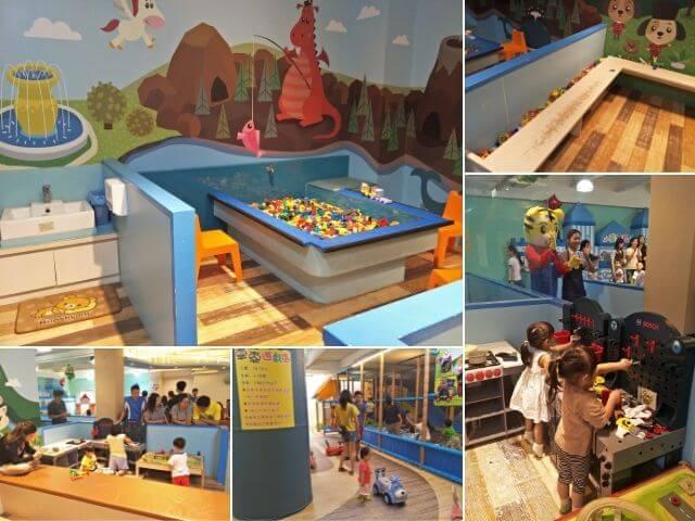 童樂島2F遊戲區