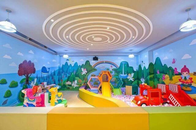 童樂島3F嬰幼兒遊戲區