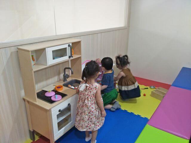小森林親子餐廳廚房組