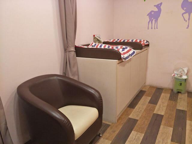 童樂島哺乳室