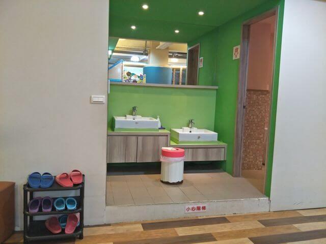 童樂島廁所