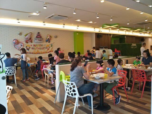 台南童樂島餐廳