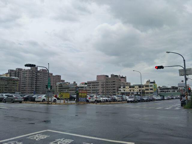 童樂島停車場