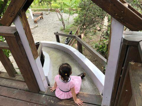 樹谷農場溜滑梯
