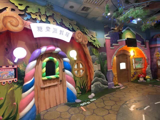 高雄騎士堡糖果派對屋