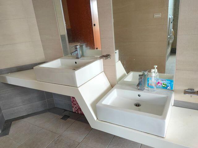 南瀛親子館親子廁所