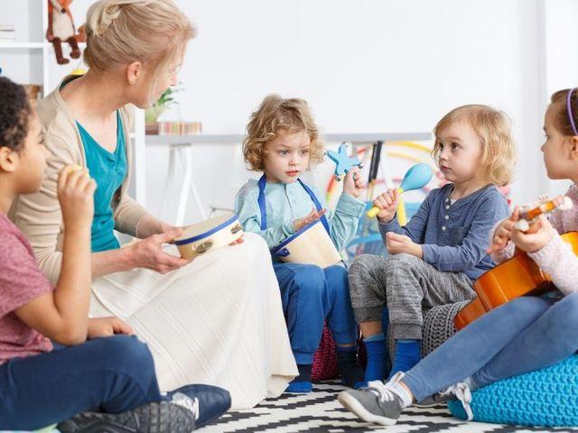 幼兒園補助