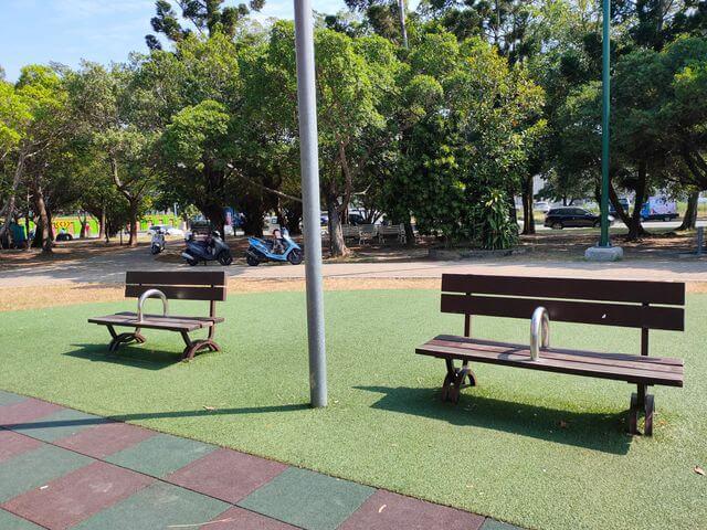 明和公園座位
