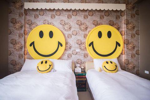 微笑拉菲草民宿親子房